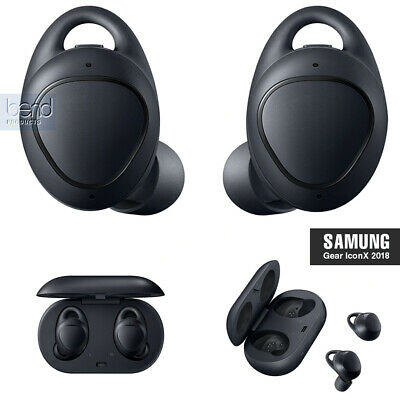 Samsung Gear IconX 2018 Edition wireless Bluetooth Fitness Earbuds Black