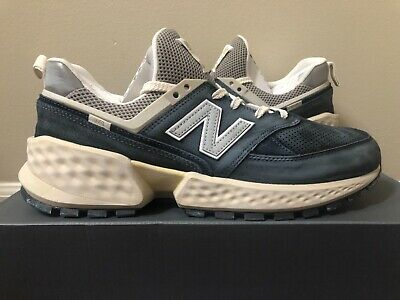 factory authentic 742c5 5baa8 NEW BALANCE 574 Sport V2 Vintage Navy MS574VC Size 11-13 100% Authentic