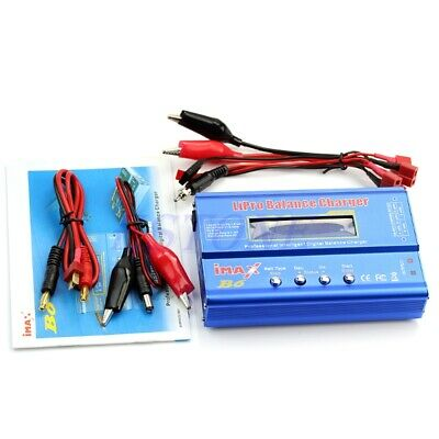 Hot iMAX B6 LCD Screen Digital RC Lipo NiMh Battery Balance Charger