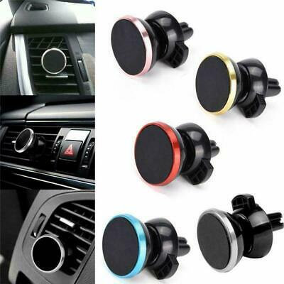 Universal 360° Magnetic Car Air Vent Holder Stand Mount GPS For Mobile Phon A8T6