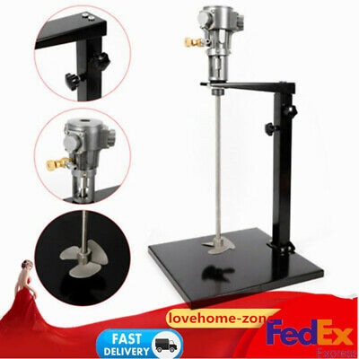 20L Pneumatic Paint Mixer Machine Ink Coating Mixing Food Industry Equipment USA