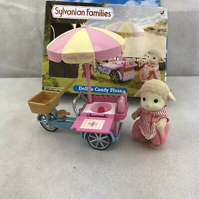 Sylvanian Families Dolly's Candy Floss Tricycle Calico Critters Flair Epoch