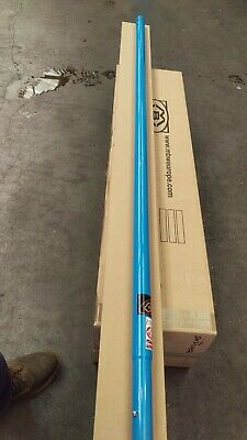 MBW Pro Big Blue Concrete Float, & Fresno, Pole Kit, 3 x poles 1800mm x 45mm