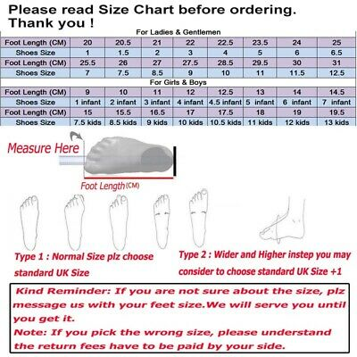 New Womens Mens Casual Trainers Mesh Sports Running Sneakers Lace Up Shoes Size