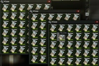 ESCAPE FROM TARKOV (EFT) Roubles 50 000 000 50 mil✅ Fast