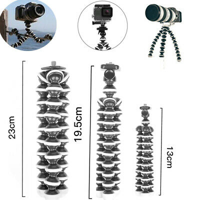 Octopus Flexible Tripod Stand Gorillapod For Canon Nikon Camera Digital Iphone