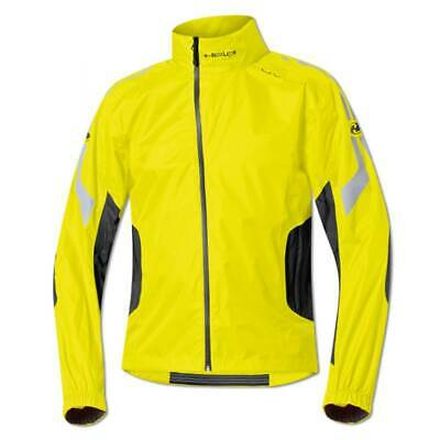 Held Wet Tour  Regenjacke Fb.sw/neon Gr. 4XL