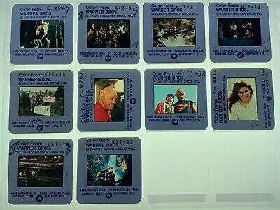 10 The Goonies Movie 35mm Photo Slides Warner Bros Studio Press Kit 1985 Lot #3