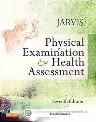 Physical Examination and Health Assessment 7th Edition (P D F)