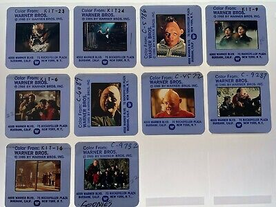 10 The Goonies Movie 35mm Photo Slides Warner Bros Studio Press Kit 1985 Lot #4
