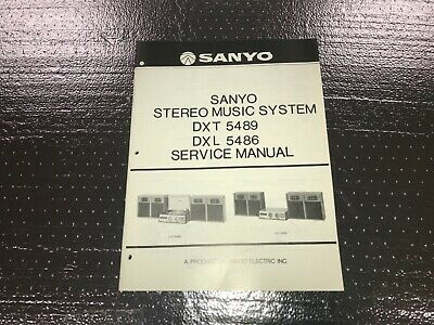 Original Onkyo Service Manual for the CP-1000A Turntable~Repair