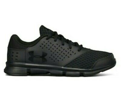 Under Armour Women's Junior Boys Girls Micro G Trainers Size UK  3 - 5.5