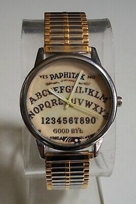 Men/Women Stretch Band ALPHABET/NUMBERS Dial Fashion Dressy/Casual Watch