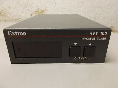 Extron AVT100 TV/Cable Tuner