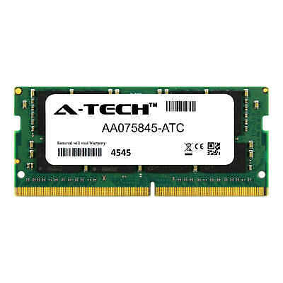 A-Tech 16GB Replacement for HP 3TK84AA 3TK84AA-ATC Single Laptop /& Notebook Memory Ram Stick DDR4 2666MHz PC4-21300 Non ECC SO-DIMM 2rx8 1.2v