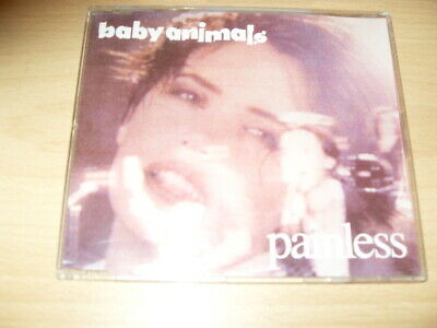 Baby Animals - Painless 3 Track Cd Single Pd49118