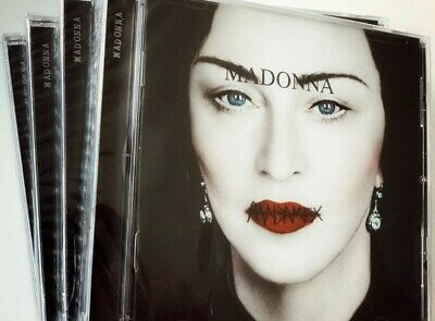 Madonna Madame X Cd New Sealed 2019