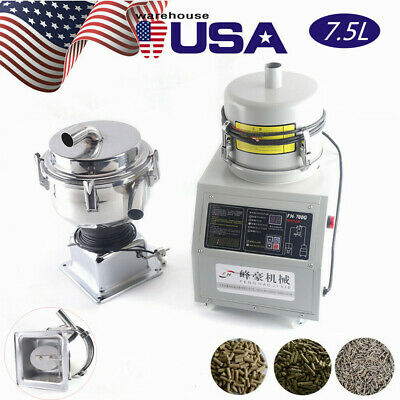 Auto Vacuum Material Loader Feeder Suction Feeding Machine 110V 700G Stainless