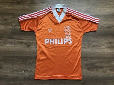 Holland Netherlands National Team 1988/1990 Centenary Football Shirt Adidas