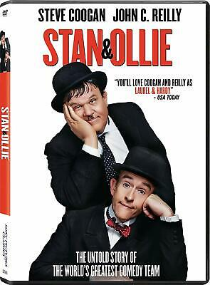 Stan And Ollie 2019 DVD Sealed with free delivery.