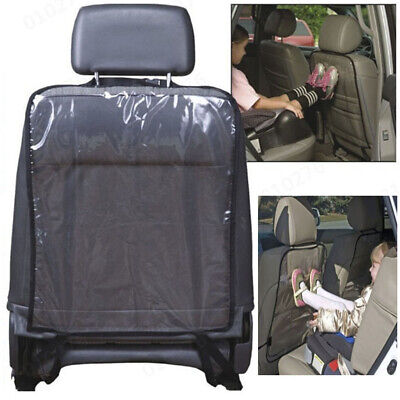 1/2PC Car Seat Back Protector Cover For Auto Children Kick Pad Mat Mud Clean