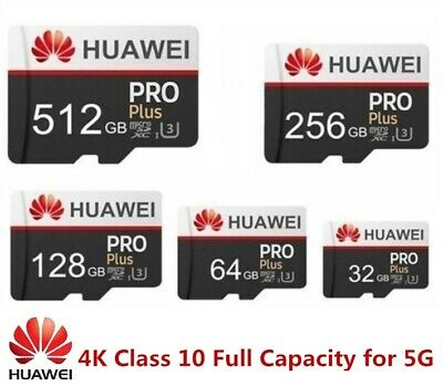 Huawei 32GB 64GB 128GB Micro SD 5G Memory Card Class 10 TF Flash Memory Card LOT