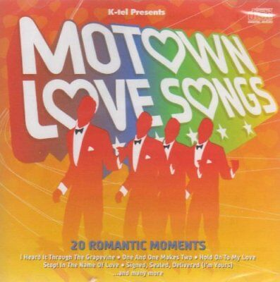 Motown Love Songs : Various Artists (2005) - CD ALBUM