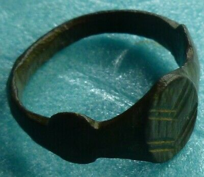 Ancient Bronze Age Ring  Ar3.25