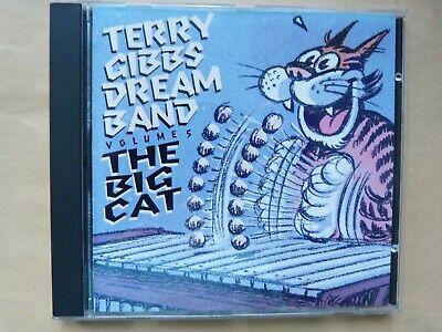 CD - TERRY GIBBS DREAM BAND - VOL. 5 The big cat
