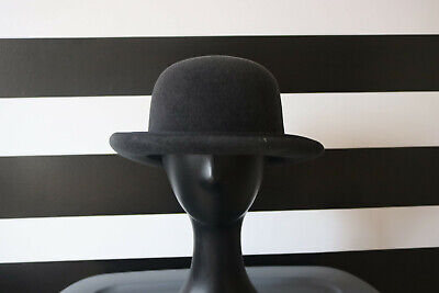 efed226737a8d Kangol blue Men's Dark Green Bombin Bowler Hat Pure Wool Size L Made in USA