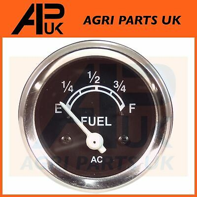 Massey Ferguson 135 165 168 175 178 185 1880 Tractor Fuel Gauge 12V OD 51mm