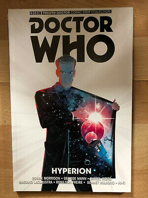 DOCTOR WHO 3 12th DOCTOR HYPERION paperback tpn Collects YEAR ONE #11-15