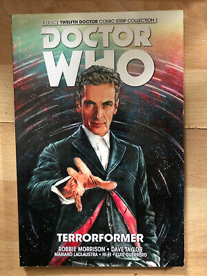 Doctor Who 1 The Twelfth Doctor Terrorformer Paperback tpb graphic novel