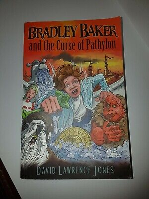 *SIGNED* Bradley Baker and the Curse of Pathylon Amazing #1