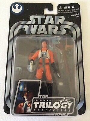 Wedge Antilles (Bent Card) - Trilogy Collection Star Wars Figure