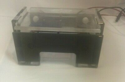 DNA Plus Gel Electrophoresis System, two combs 5 & 10 wells, Working!