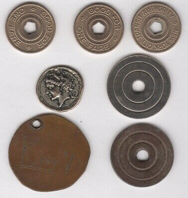 Mix Of Tokens | Pennies2Pounds