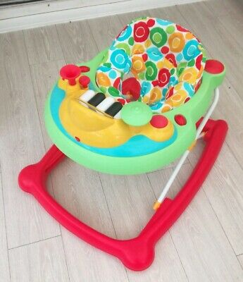 Mothercare Baby Walker disco musical and lights