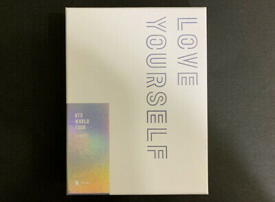 BTS-Love Yourself Europe Blu Ray