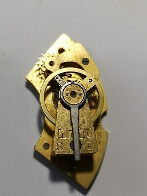Vintage Clock Platform Escapement 23.65mm X 47.7mm (A96)