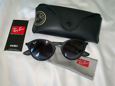 ead225f4d Ray Ban sunglasses barely used black round frame unisex good condition