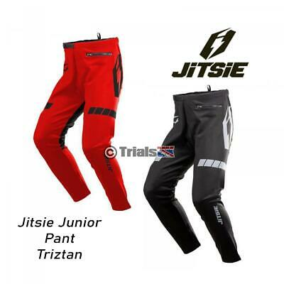 Jitsie L3 TRIZTAN Trials Riding Pant - Junior/Kids/Youth/Child - In 2 Colours