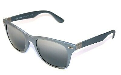 Ray Ban Vintage Sunglasses RB4195 New Gray Super Offer 55% Off