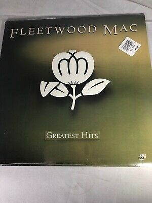 *Fleetwood Mac Greatest Hits (Vinyl LP Album Stereo) 1998 NEW SEALED !!!