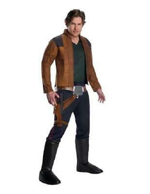 Star Wars HAN SOLO ~ Halloween Costume ~ Adult M (jacket sz 38-40) ~ NEW