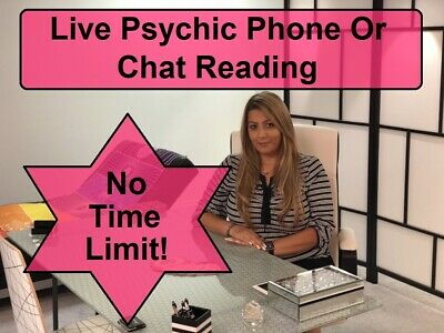 Same Day Psychic Reading With ((No Time Limit)) By Phone Or Chat