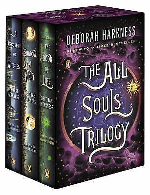 THE ALL SOULS TRILOGY BOXED SET by Deborah Harkness. (0147517729)