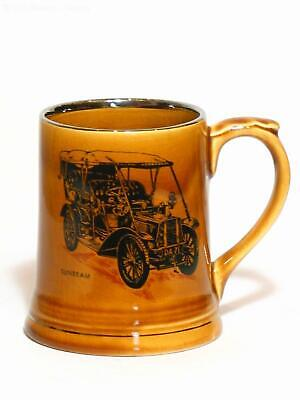 Vintage Collectable Wade 'Veteran Car Club Sunbeam 1904' Beer Mug—Stein–Tankard