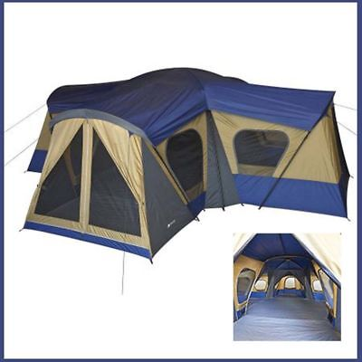 Ozark Trail 8 Person Large Yurt Tent Family Camping