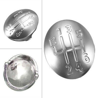 Gear Shift Knob Cap Cover Accessories Replacement Kit For Renault Clio Megane